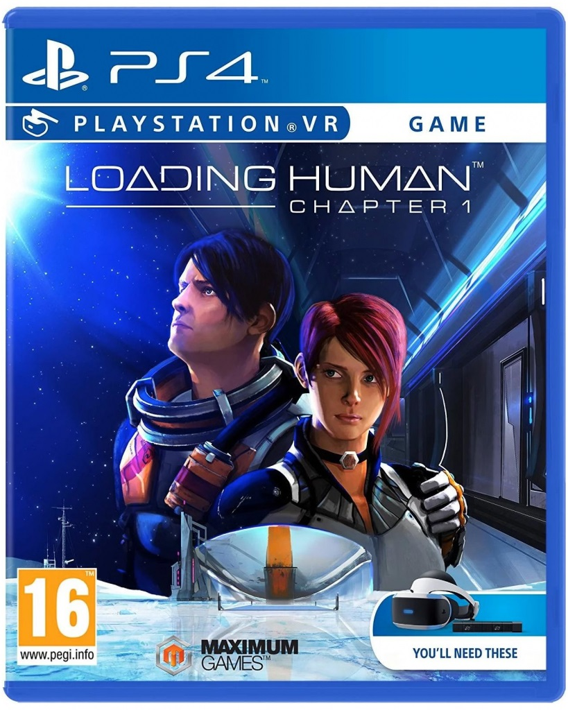 LOADING HUMAN: Chapter 1 - PS4 VR