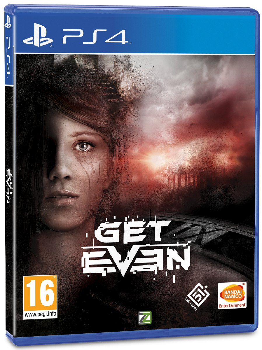 GET EVEN - PS4