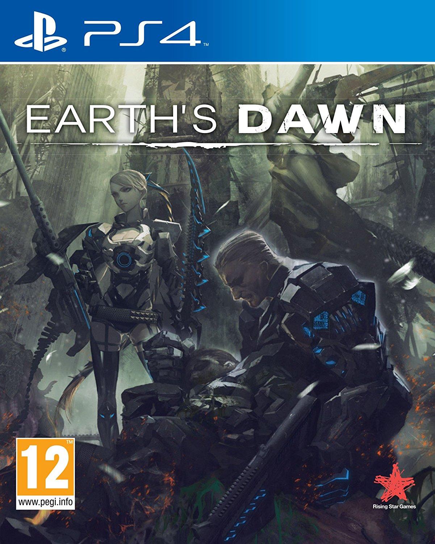 EARTHS DAWN - PS4