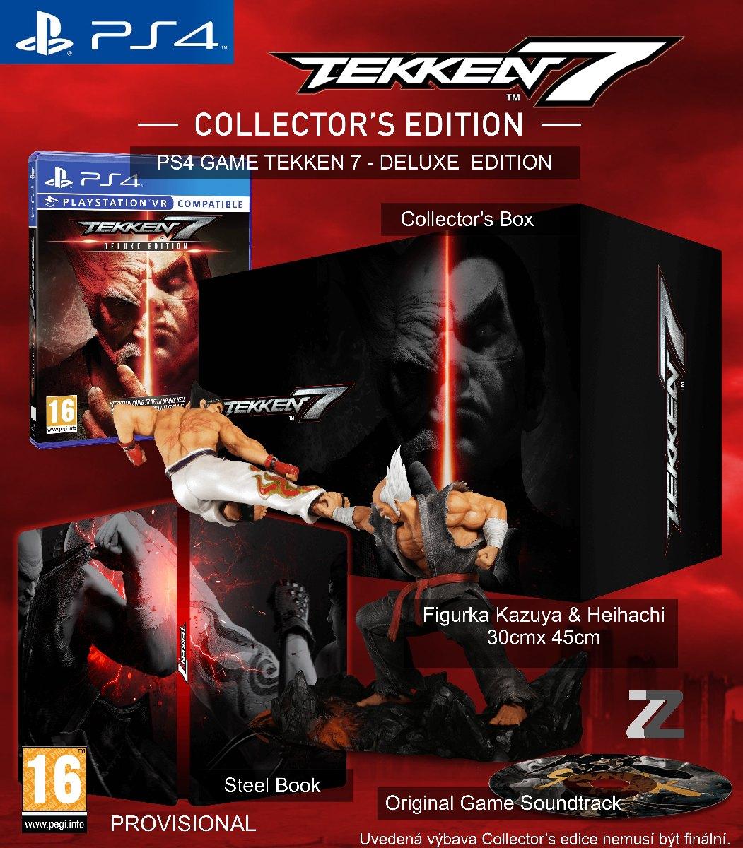 TEKKEN 7 (Collector's Edition) - PS4