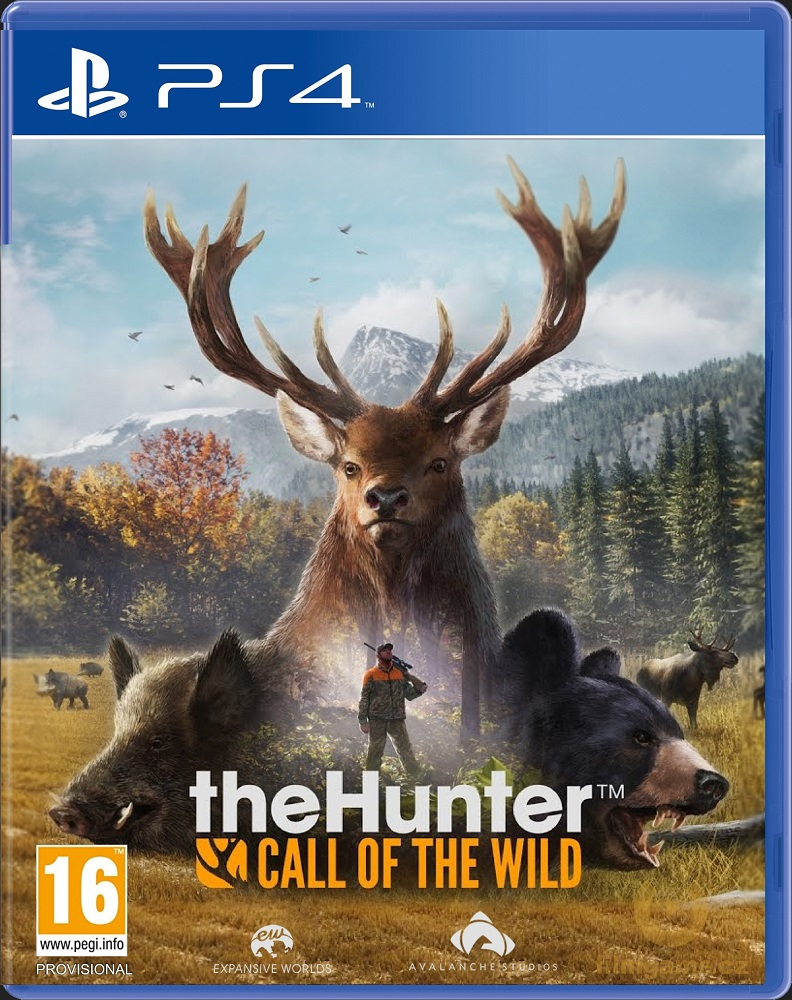 THE HUNTER: Call of the Wild - PS4