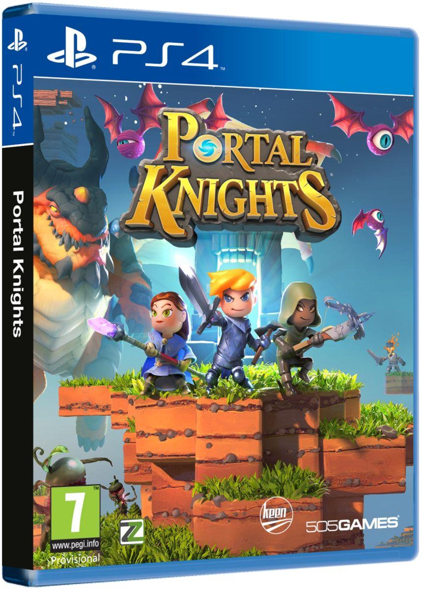 PORTAL KNIGHTS - PS4