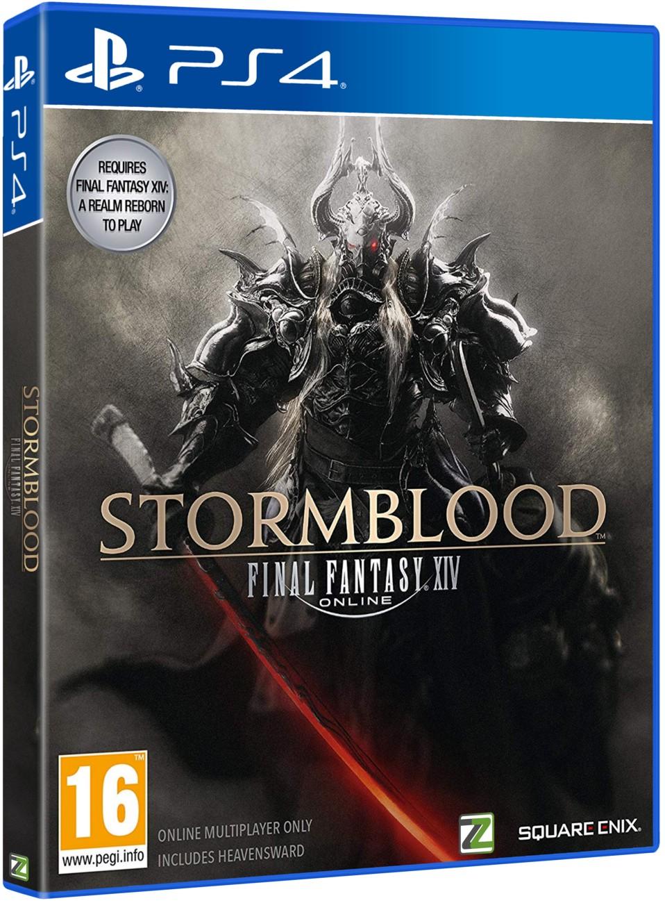 Final Fantasy XIV: StormBlood (Online) - PS4