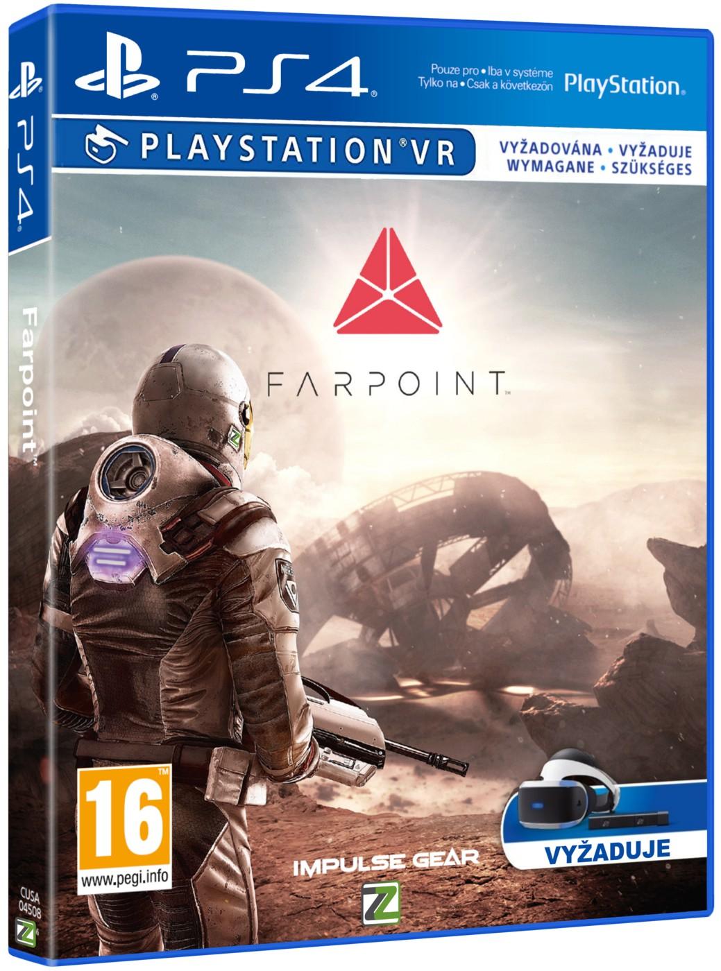 FARPOINT - PS4 VR