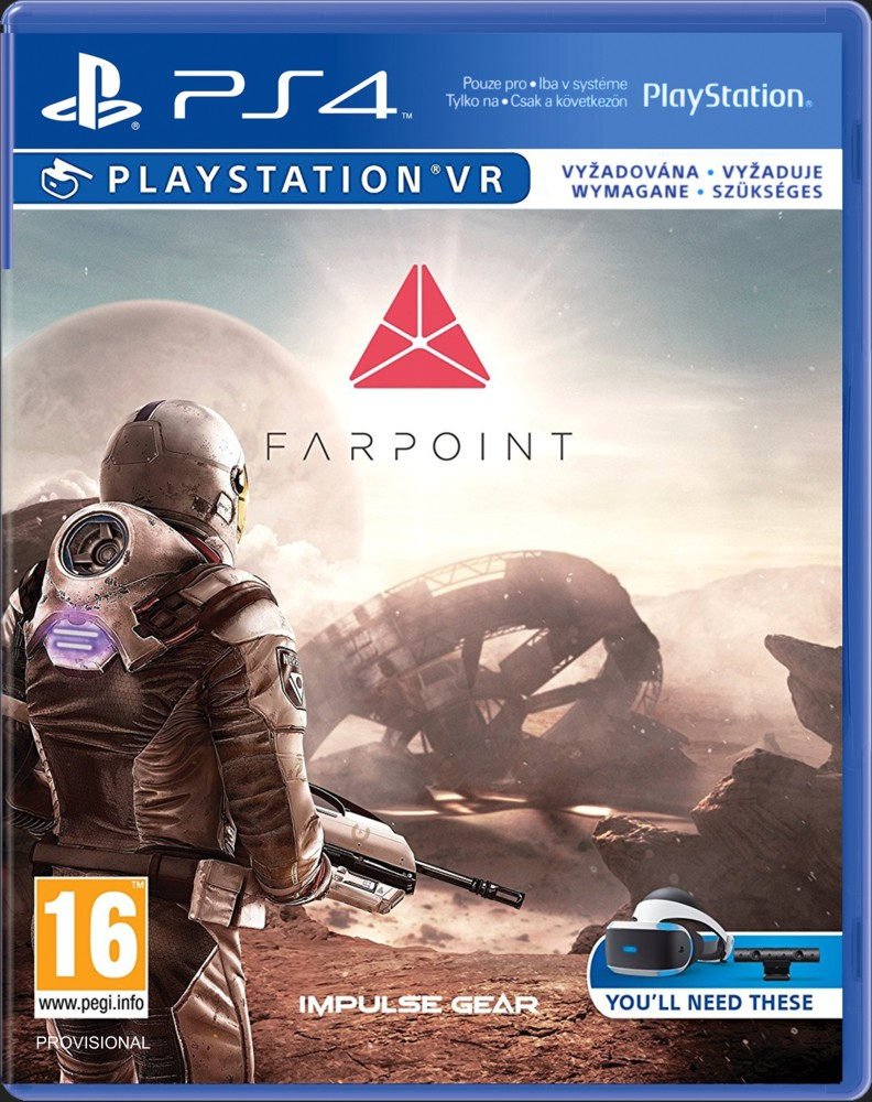 FARPOINT - PS4 VR