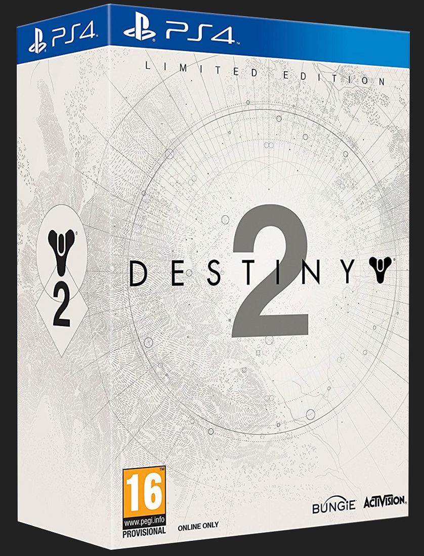 DESTINY 2 (Limited Edition) - PS4