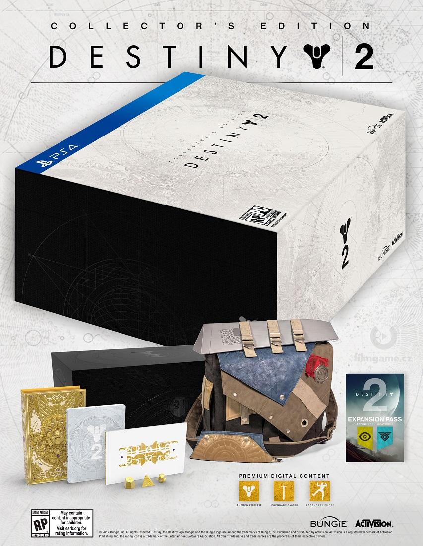 DESTINY 2 (Collectors Edition) - PS4