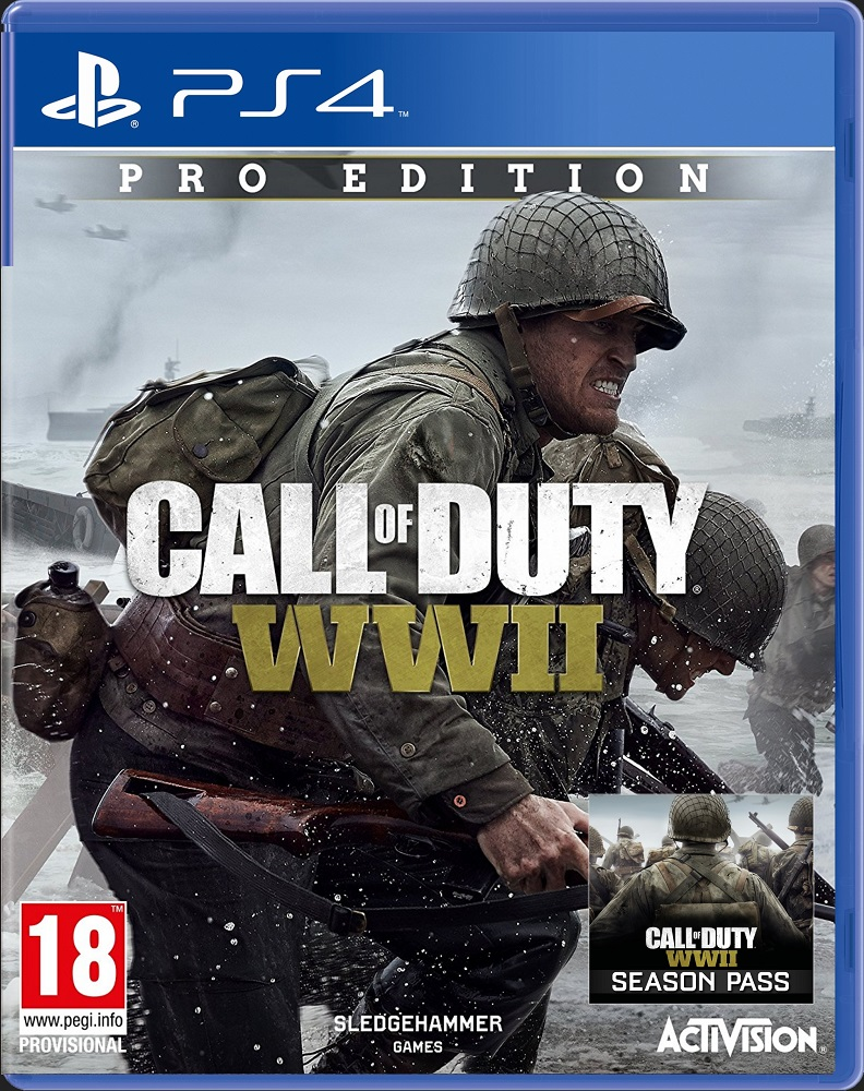 Call of Duty: WWII (Pro Edition) - PS4