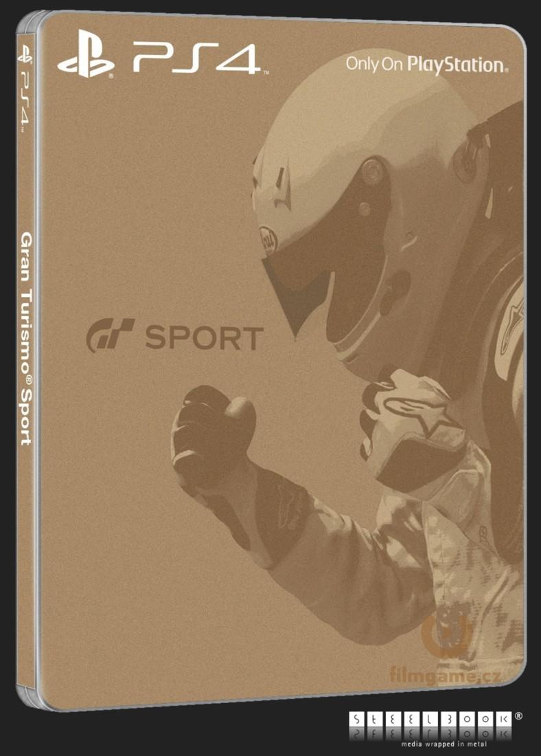 Gran Turismo Sport (Steelbook Edition) - PS4