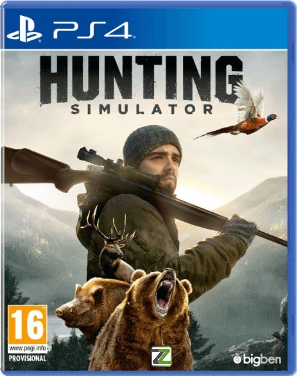 Hunting Simulator - PS4