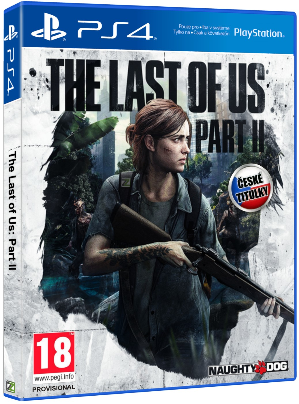 The Last of Us: Part II - PS4