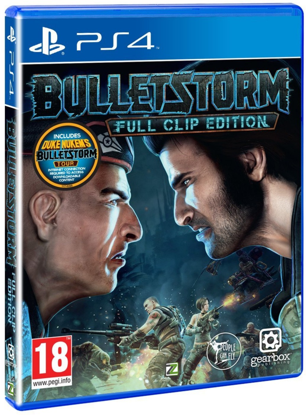 BULLETSTORM: Full Clip Edition - PS4