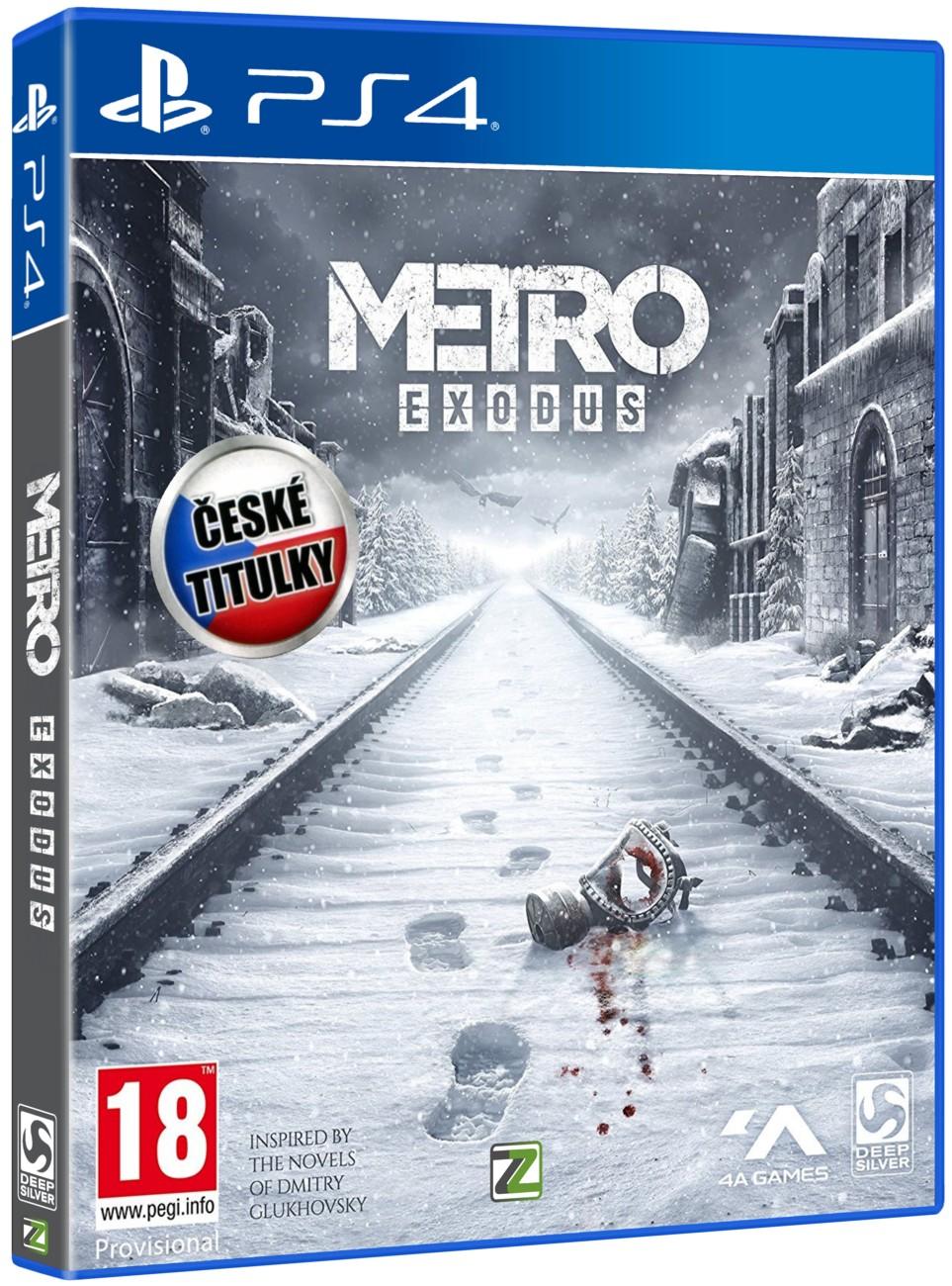 Metro Exodus - PS4