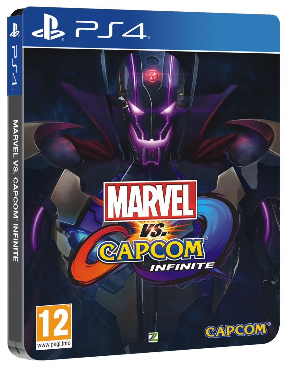 Marvel Vs. Capcom: Infinite (Deluxe Edition) - PS4