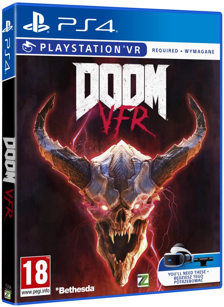 DOOM VFR - PS4 VR