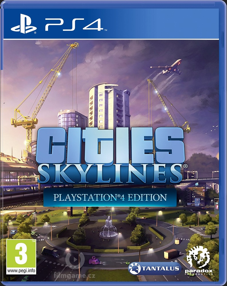 CITIES: Skylines - PS4