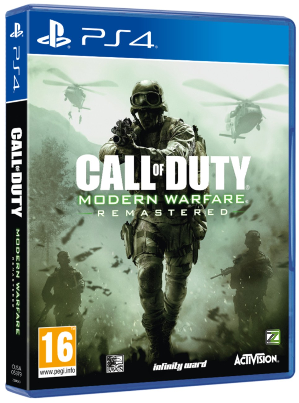 Call of Duty 4: Modern Warfare Remastered - PS4