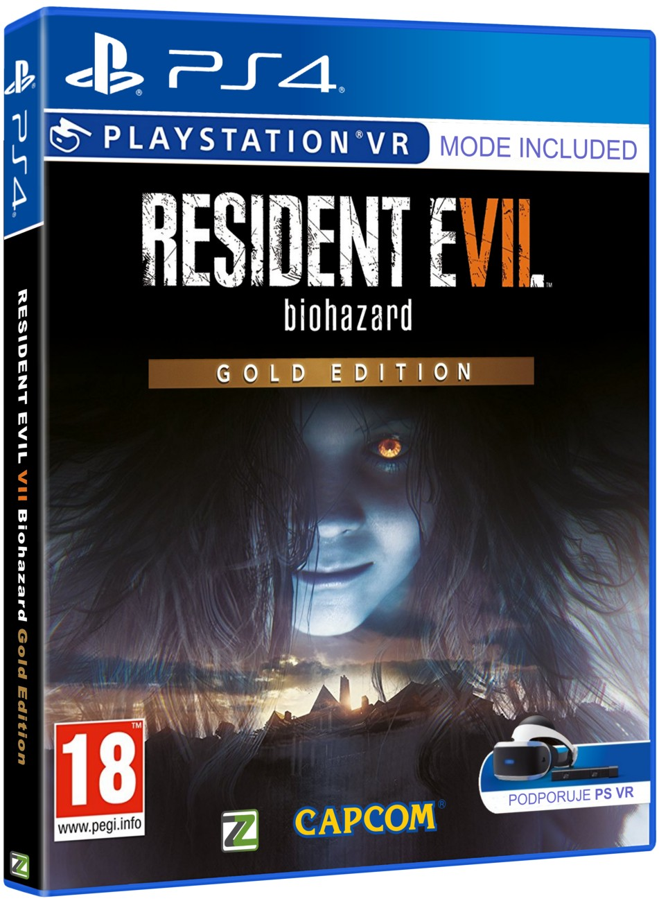 Resident Evil 7: Biohazard (Gold Edition) - PS4