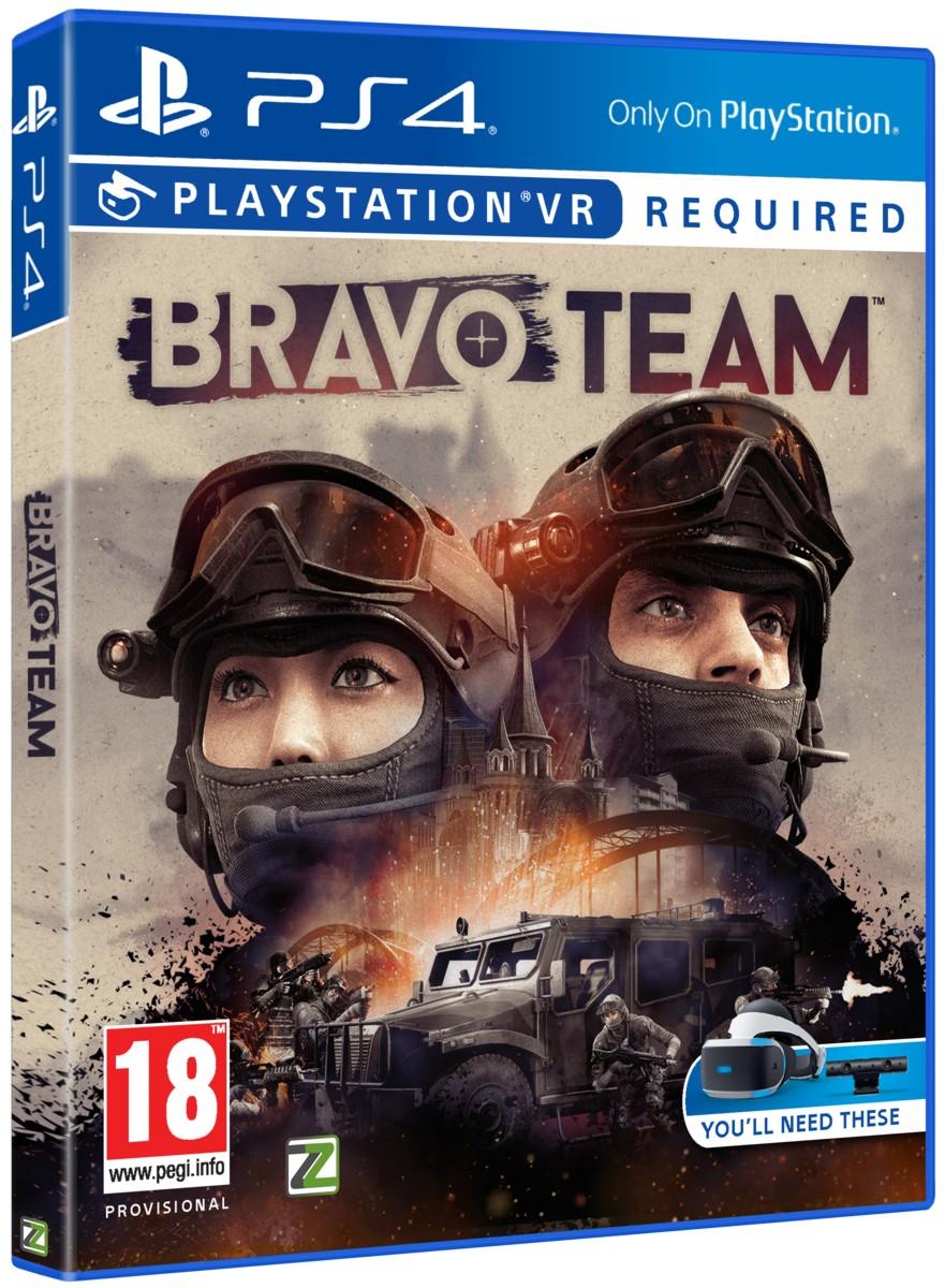 Bravo Team - PS4 VR