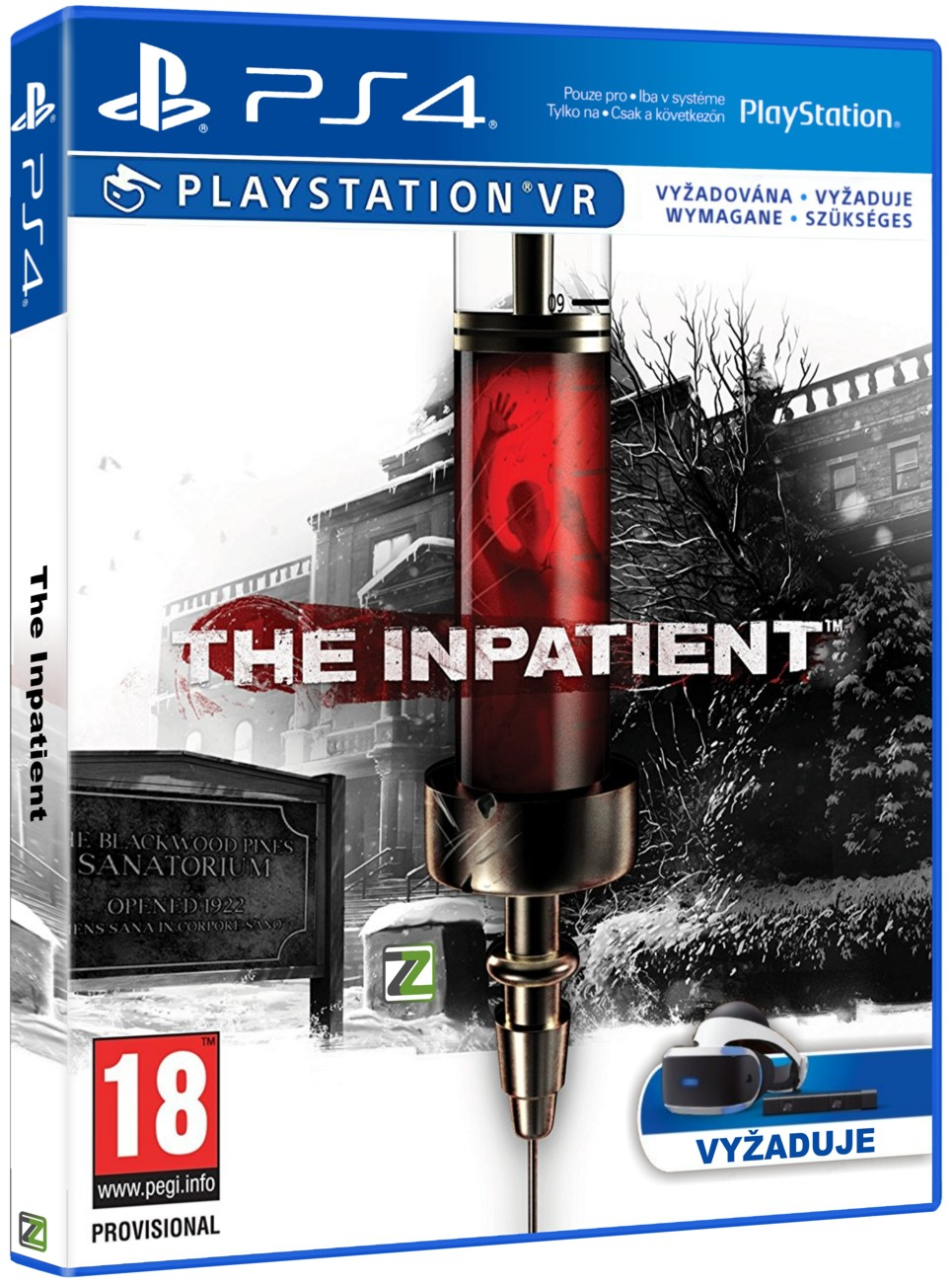The Inpatient - PS4 VR