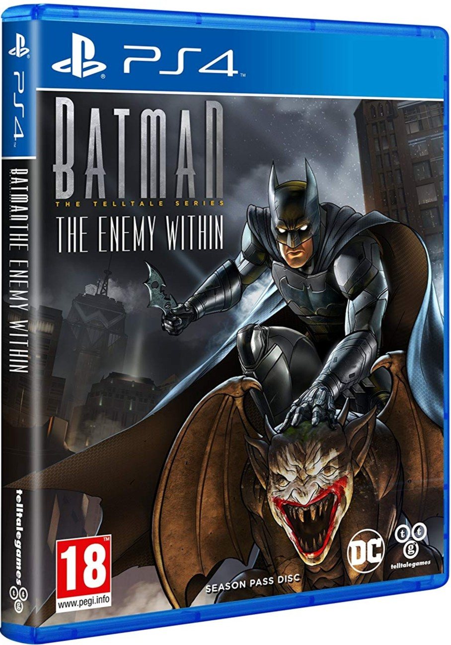 Batman: The Enemy Within - The Telltale Series - PS4