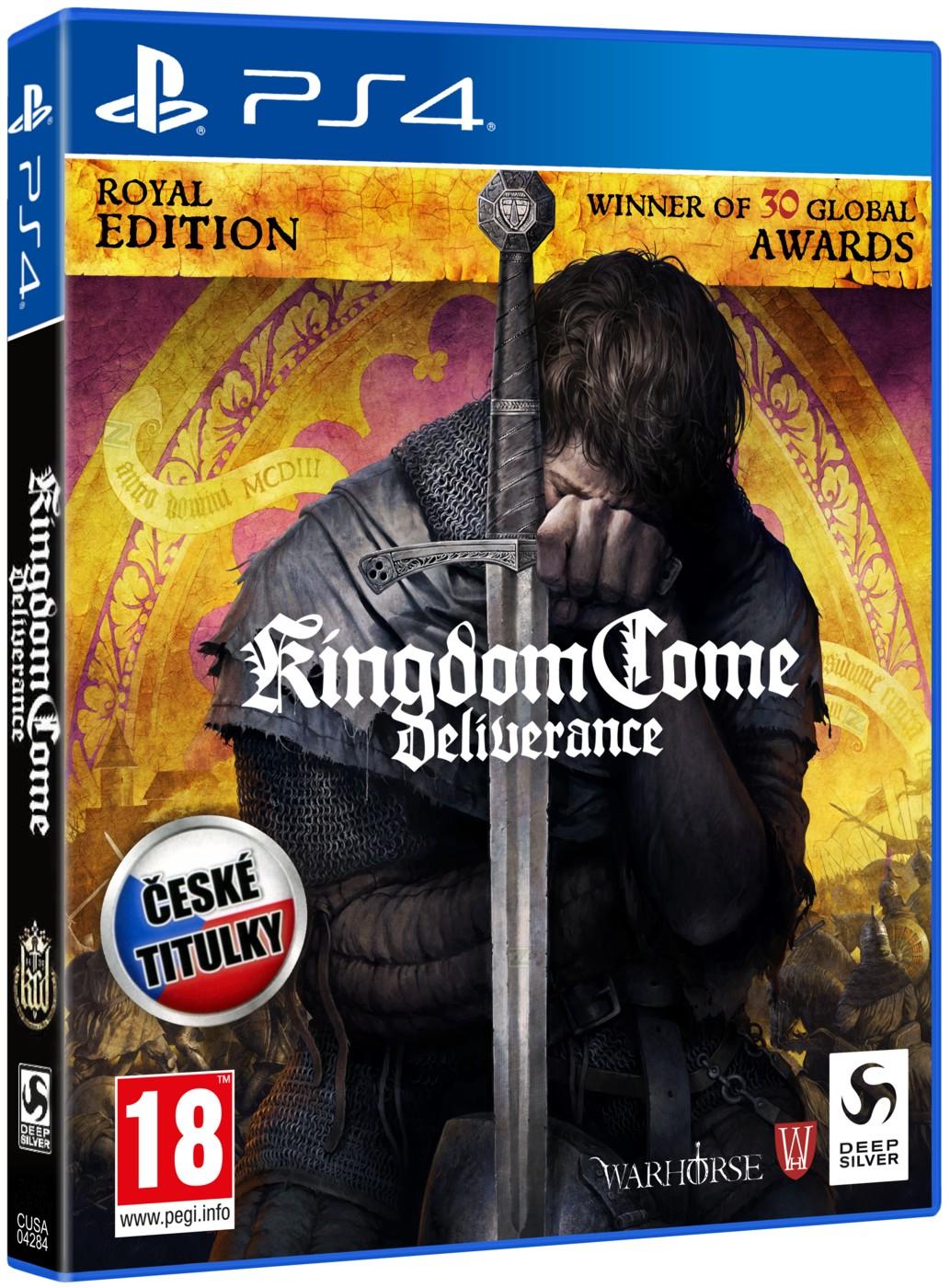 Kingdom Come: Deliverance (Royal Edition) - PS4