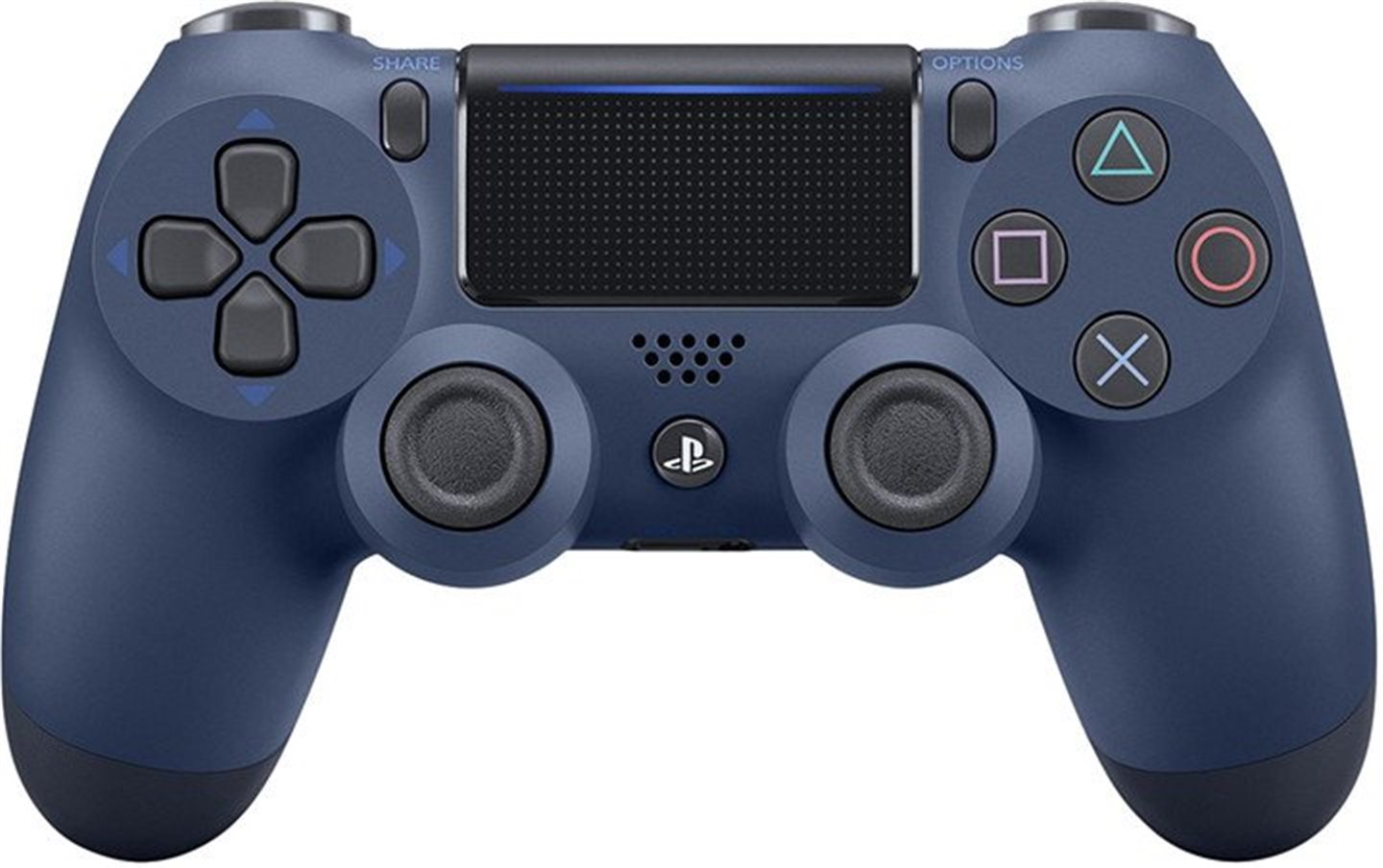 Dualshock 4 Wireless Controller V2 Midnight Blue PS4