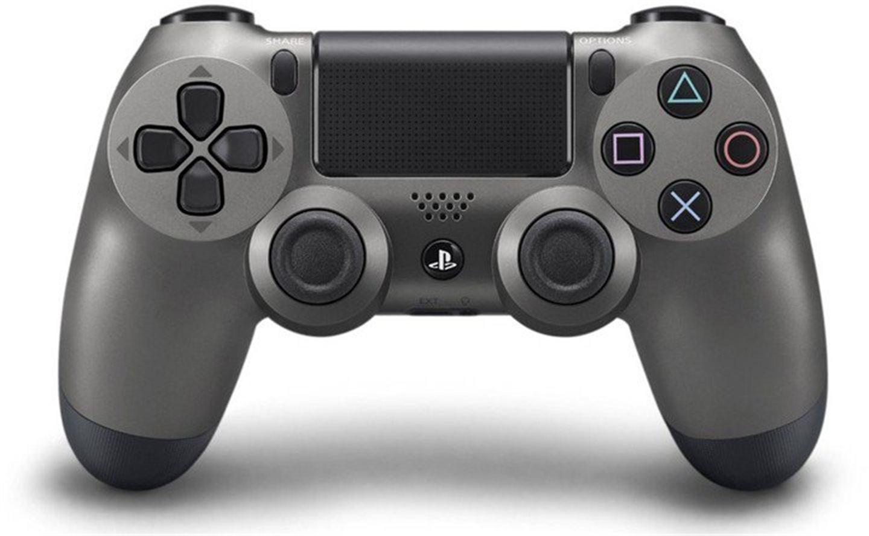 Dualshock 4 Wireless Controller V2 Steel Black PS4