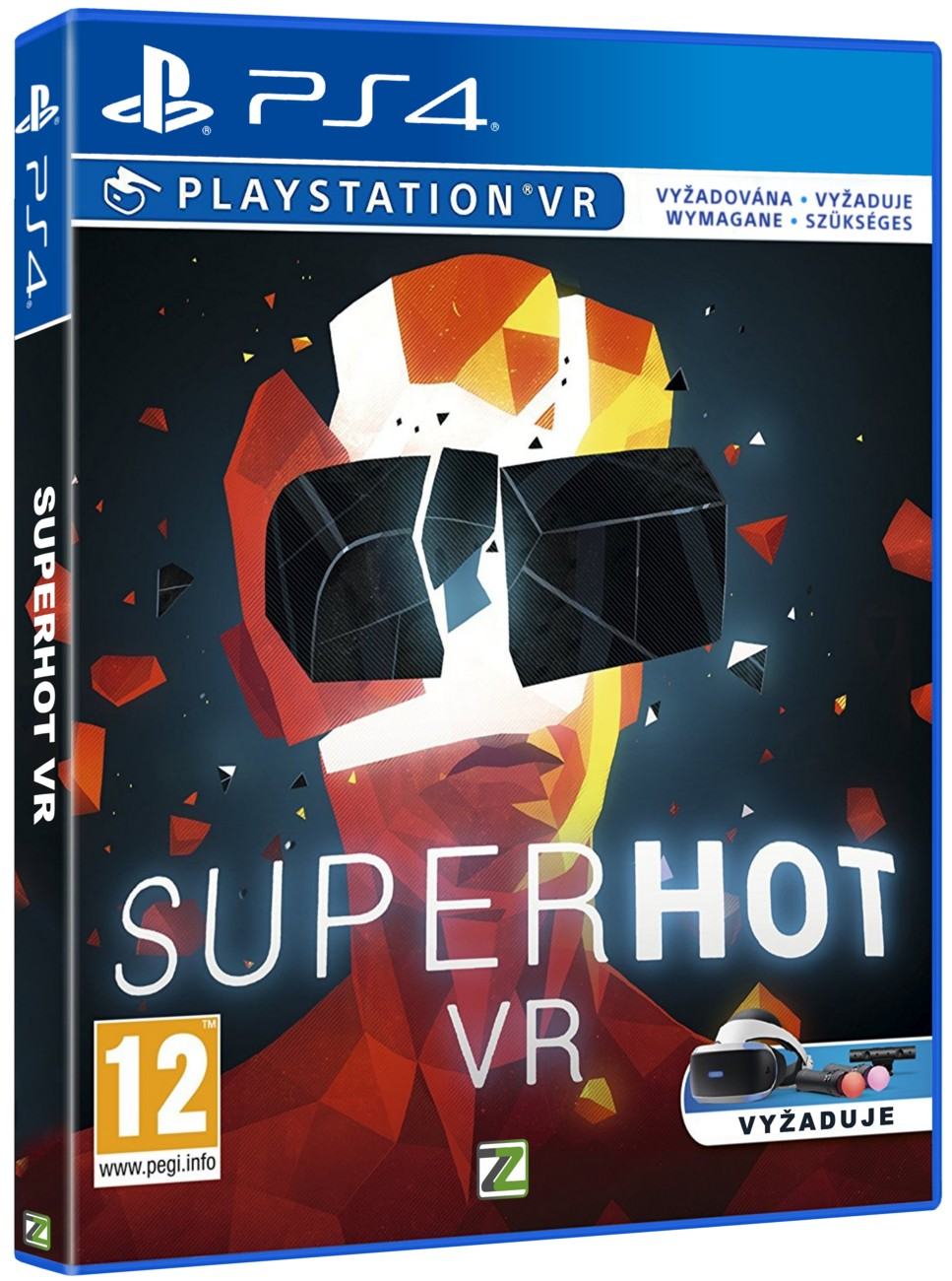 Superhot - PS4 VR