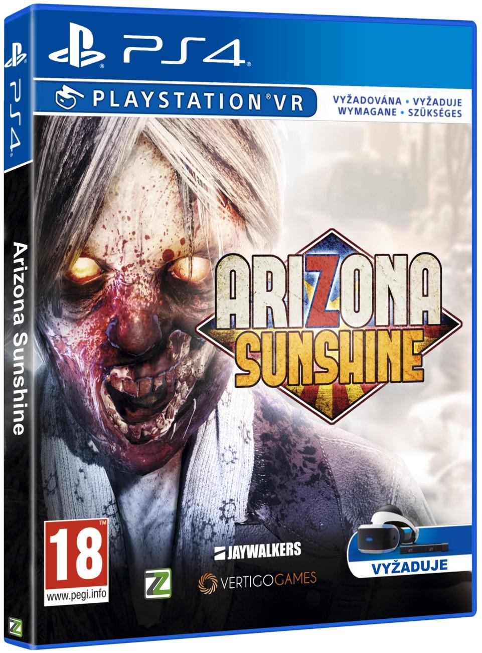 Arizona Sunshine - PS4 VR