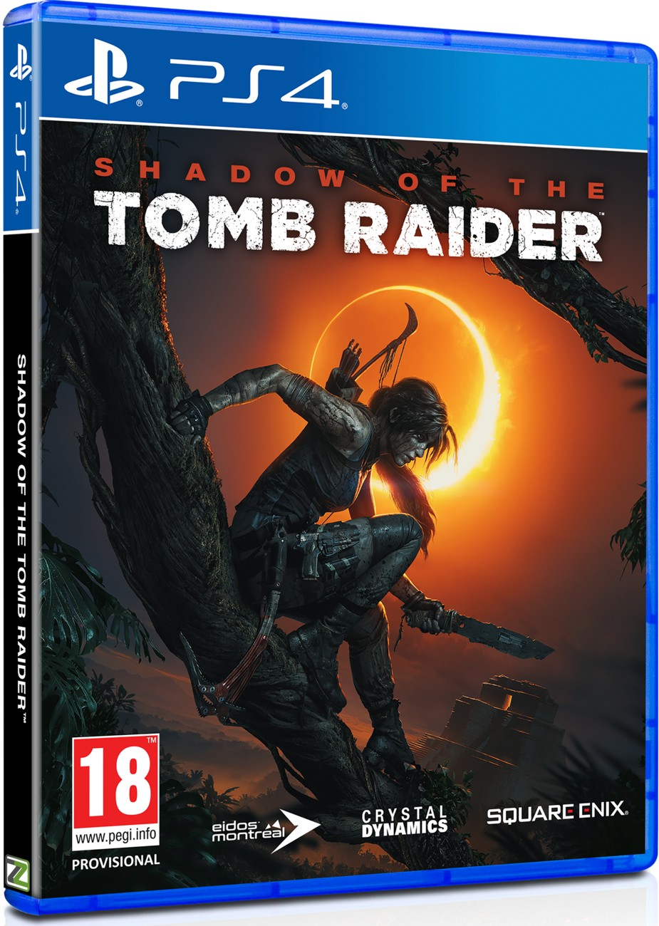 Shadow of Tomb Raider - PS4