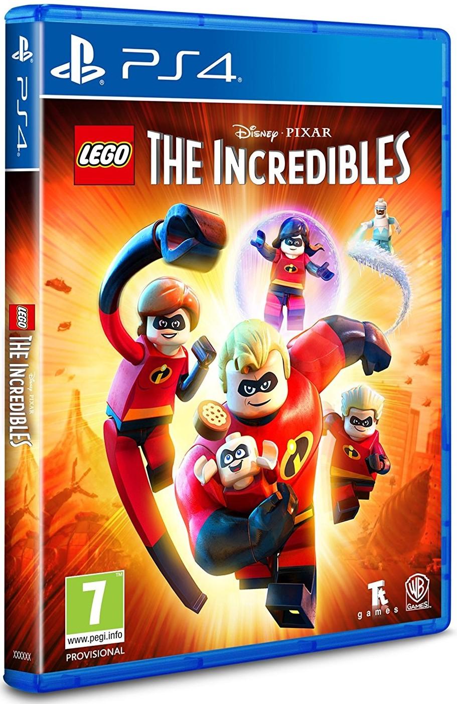 LEGO Incredibles - PS4
