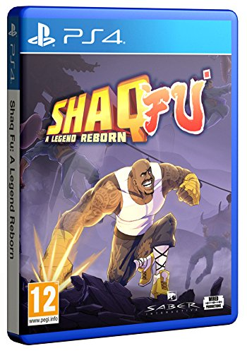 Shaq Fu: A Legend Reborn - PS4