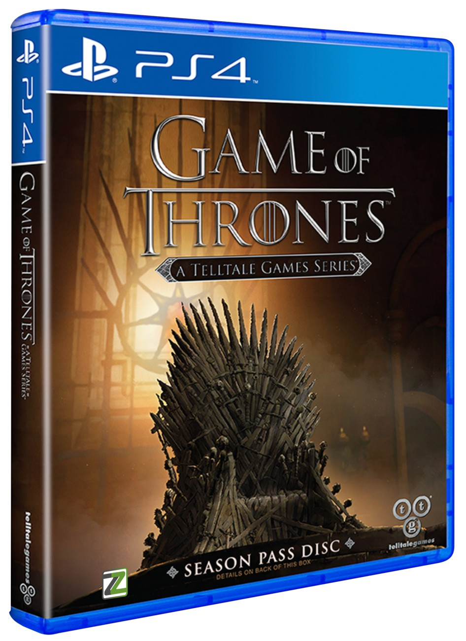 Game of Thrones: A Telltale Games Series - PS4
