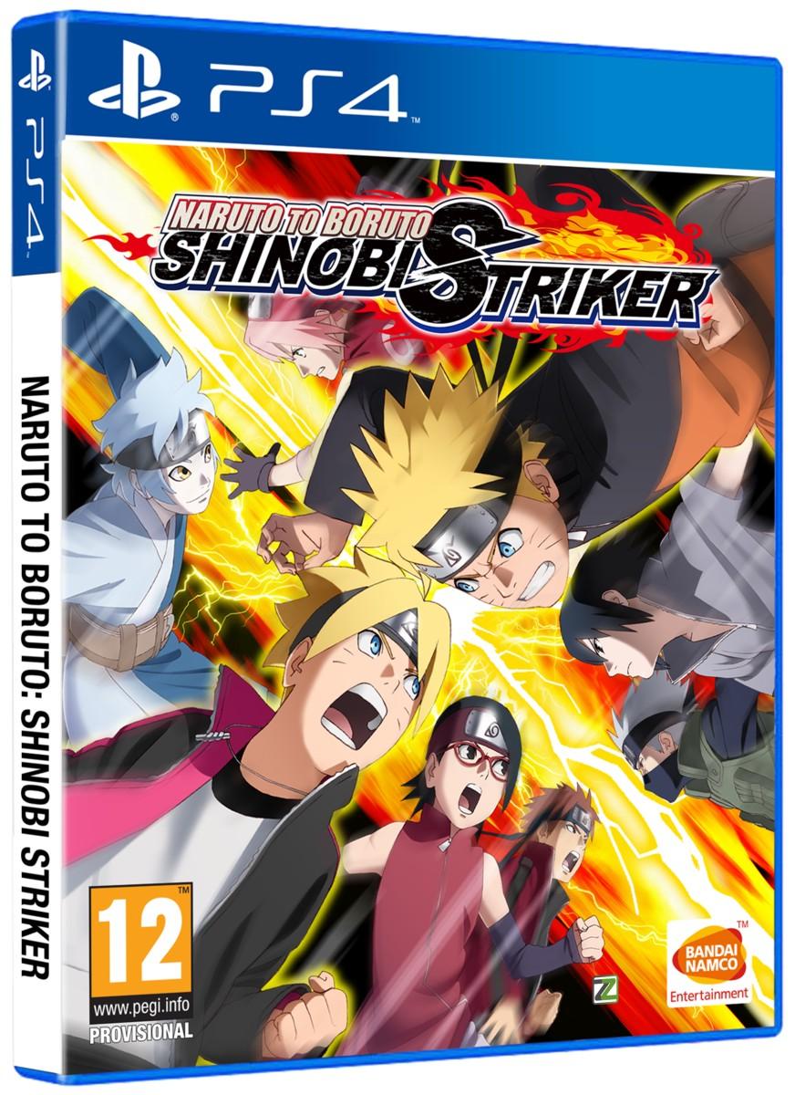 Naruto to Boruto: Shinobi Striker - PS4
