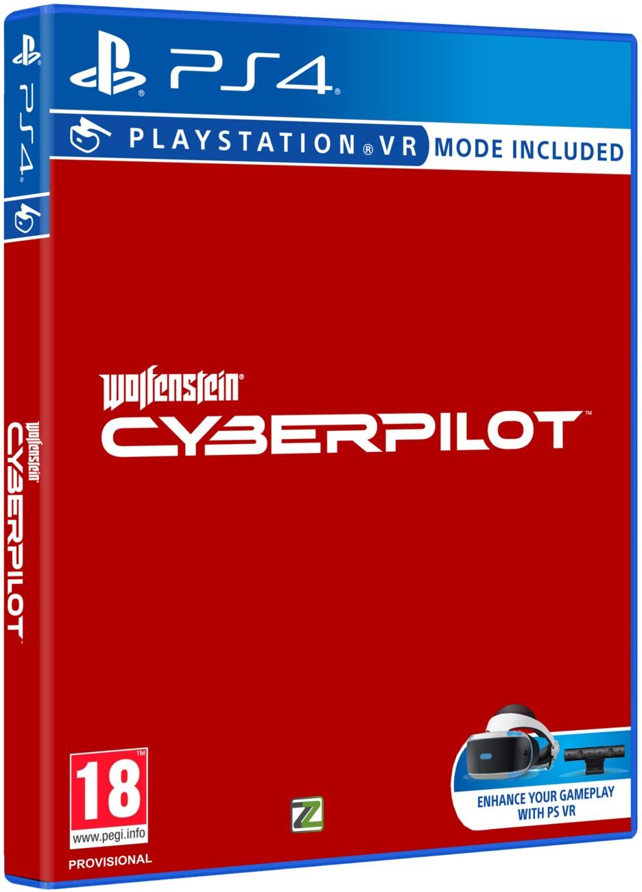 Wolfenstein Cyberpilot - PS4 VR