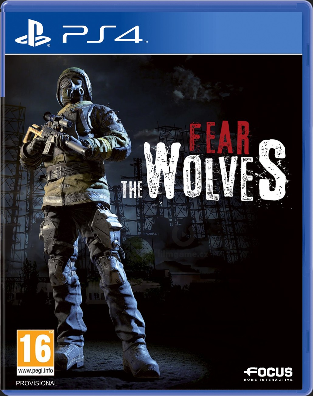 Fear the Wolves - PS4