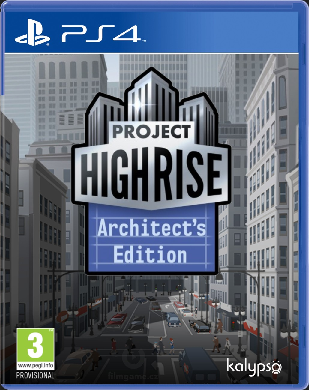 Project Highrise: Architect's Editio - PS4