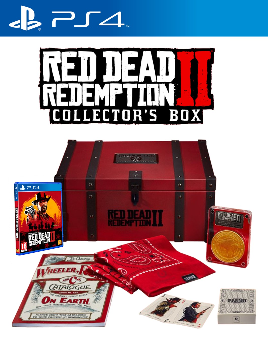 Red Dead Redemption 2 (Collector's Edition) - PS4