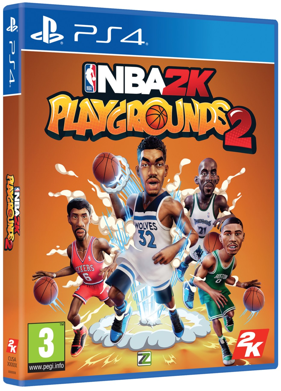 NBA Playgrounds 2 PS4