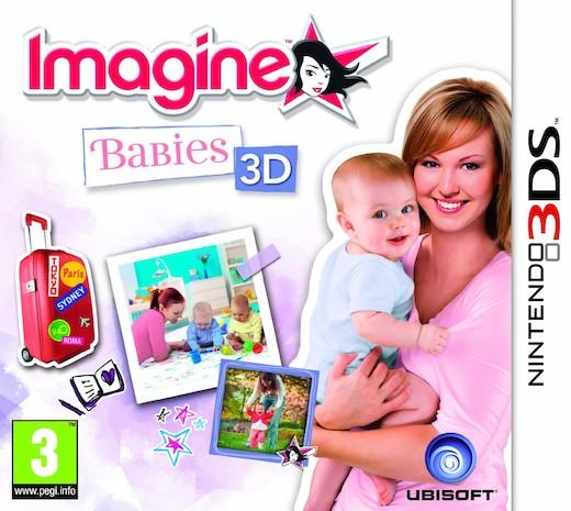 IMAGINE BABIES 3D - 3DS