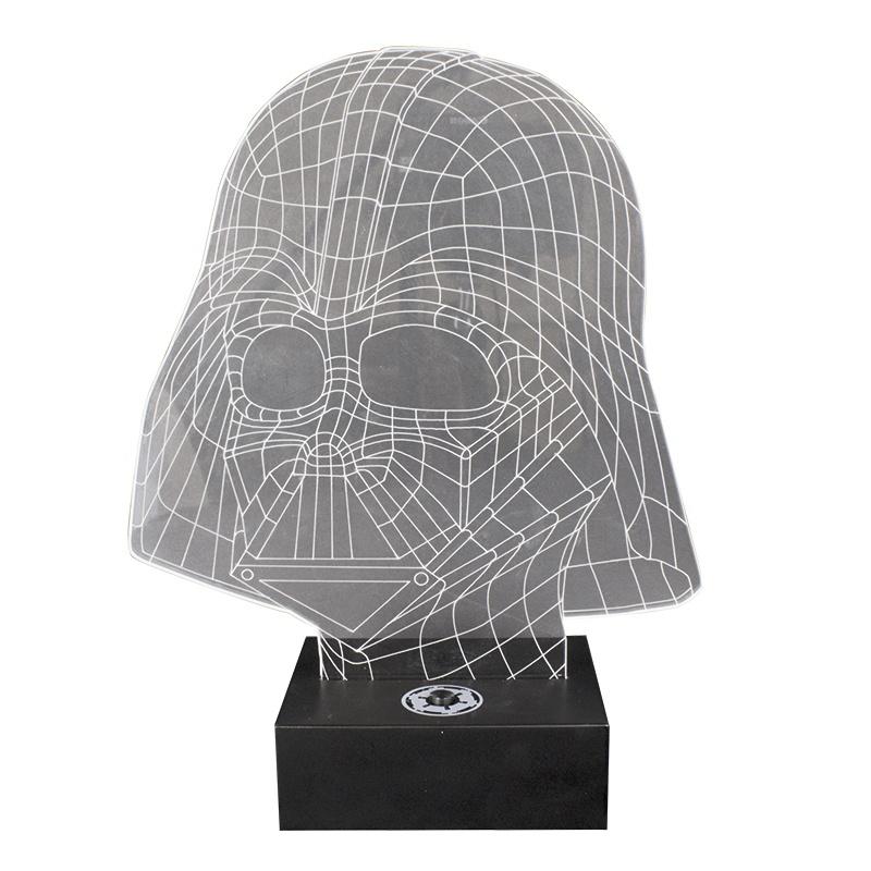 Lampička Star Wars - Darth Vader