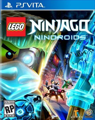LEGO NINJAGO NINDROIDS - PS Vita