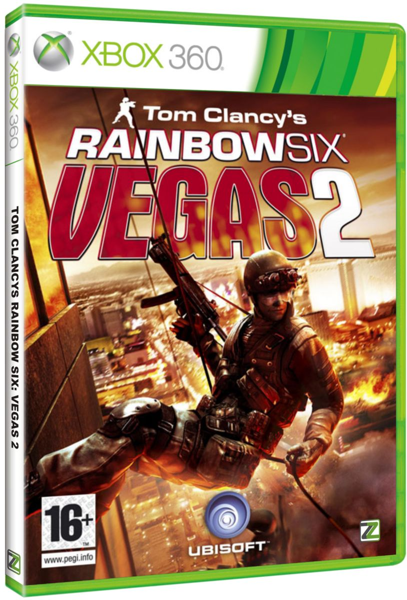 TOM CLANCYS RAINBOW SIX: VEGAS 2 - X360