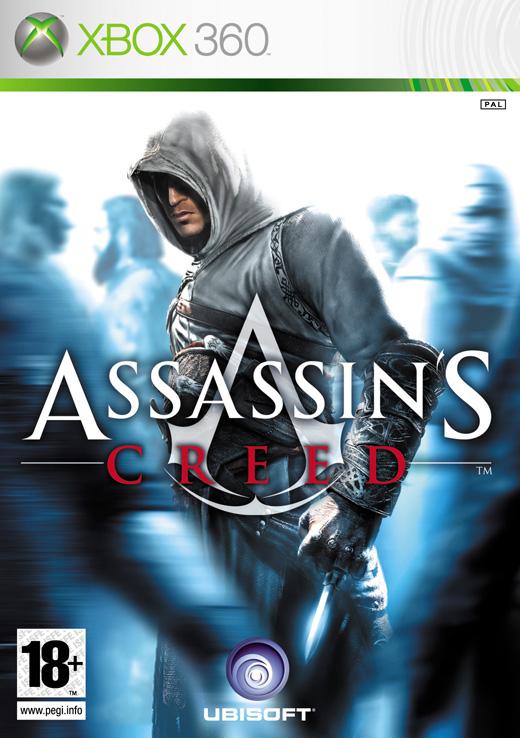 ASSASSINS CREED 1 - X360