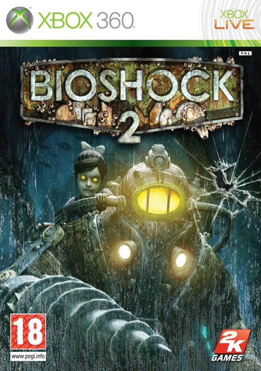 BIOSHOCK 2 - X360