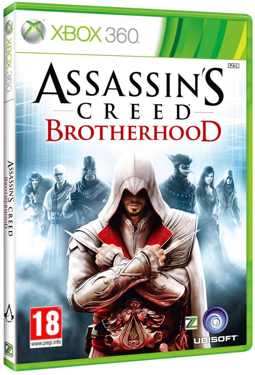 ASSASSINS CREED BROTHERHOOD - X360