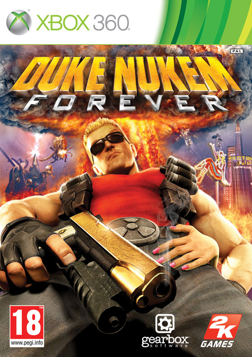 DUKE NUKEM FOREVER: Kick Ass Edition - X360