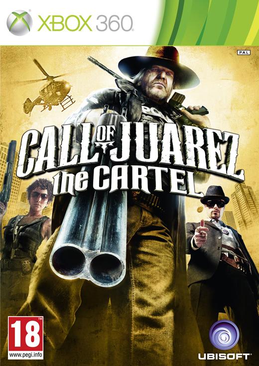CALL OF JUAREZ 3: THE CARTEL - X360