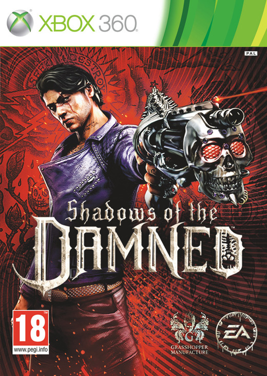 SHADOWS OF THE DAMNED - X360